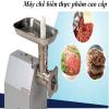 máy xay thịt công nghiệp TC 12